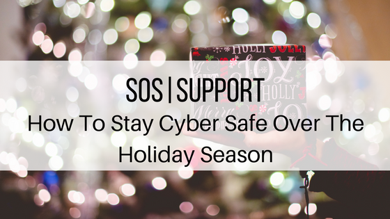 cyber security for the holidays