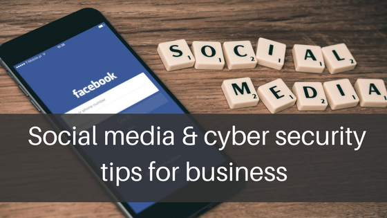 social media cyber security