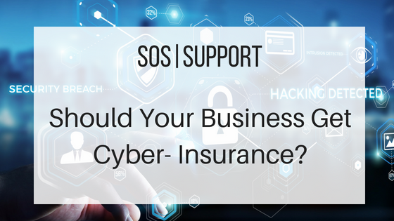 Should your business get Cyber Insurance?