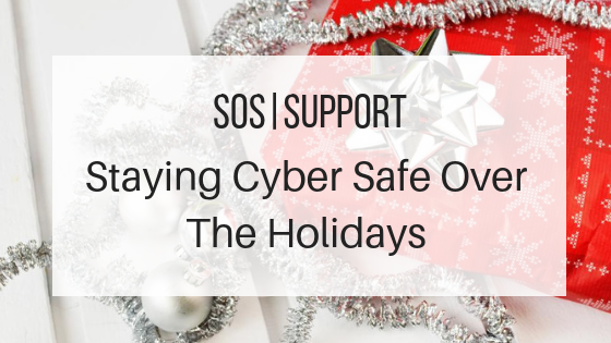 Cyber safety over the holidays